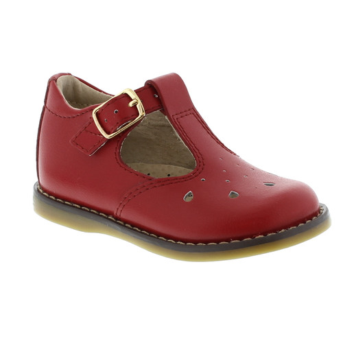Harper Shoe in Red
