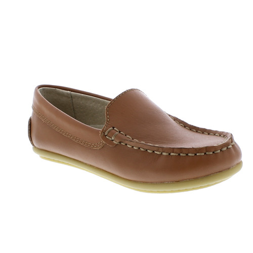 Brooklyn Shoes in Chestnut