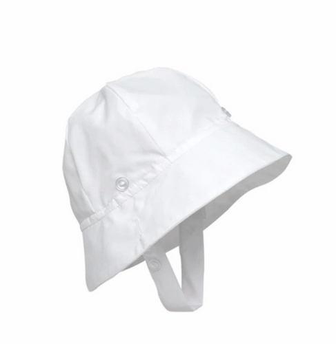 Beaufort Bucket in Worth Avenue White