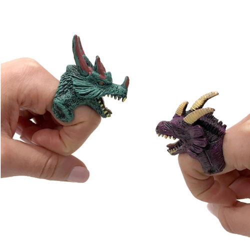 Dragon Duel Puppet Ring