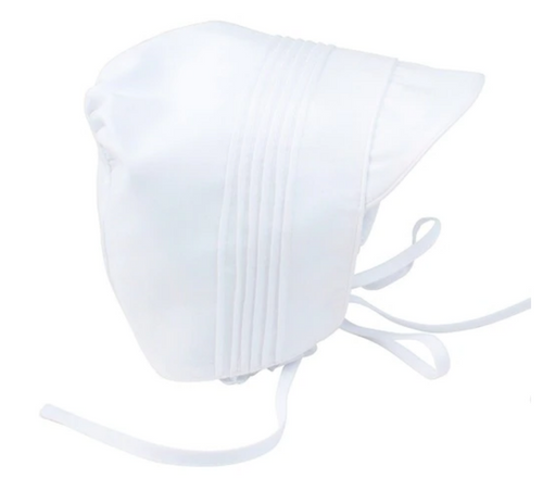 Boys Pintuck Bonnet