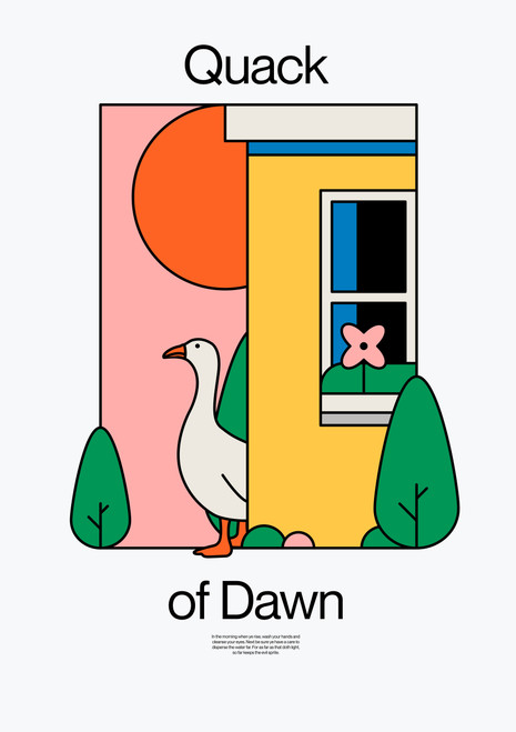 Quack of Dawn