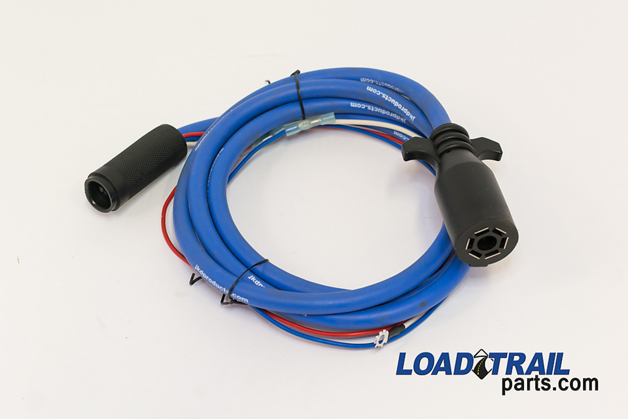 Cold Weather Front Wire Harness | Pintle (090093)