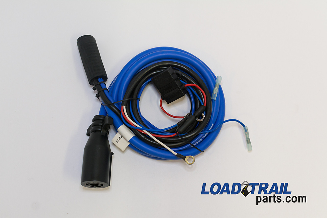 Cold Weather Wire Harness   TD W/7-Way RV (093000)