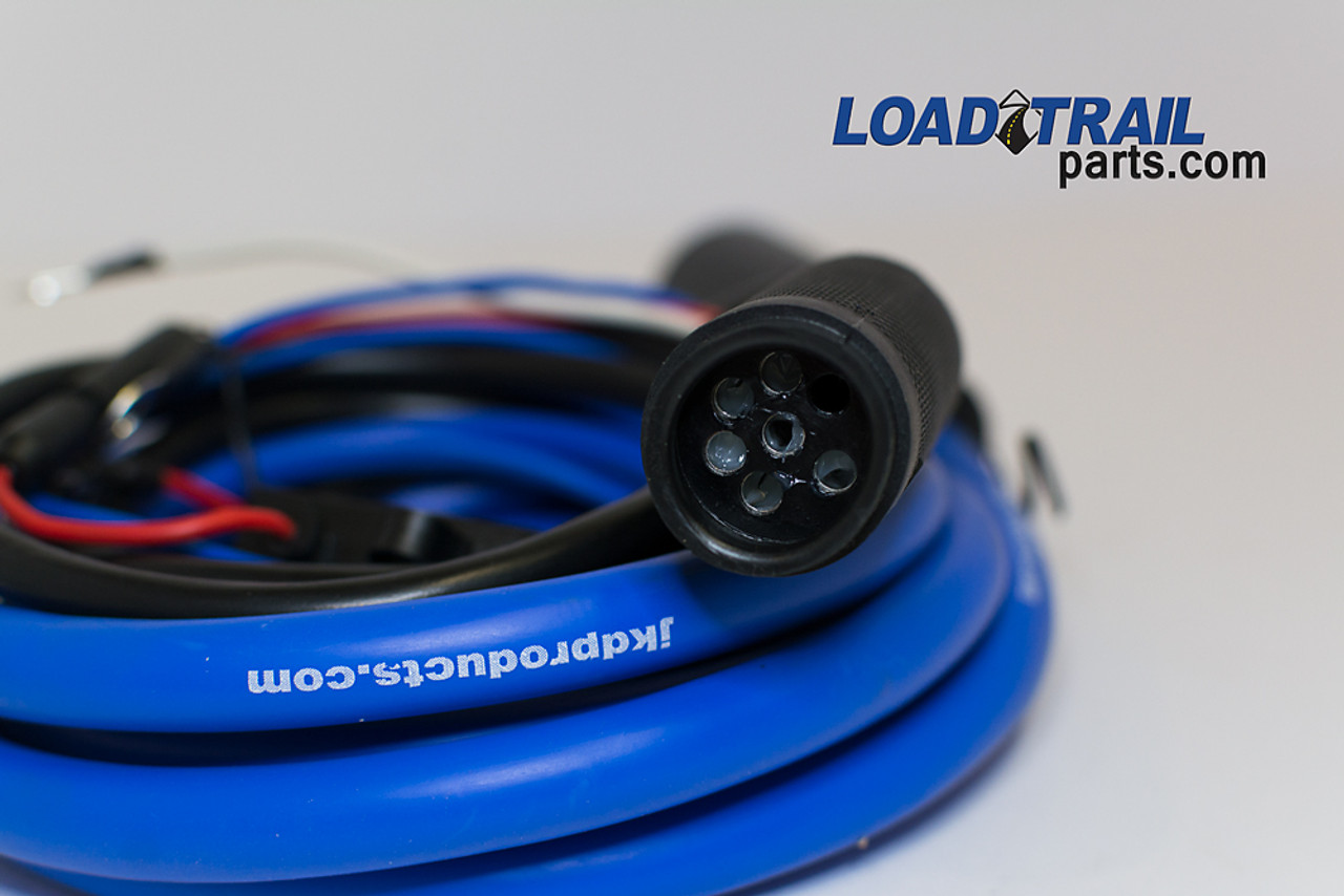 Cold Weather Wire Harness | TD W/7-Way RV (093000)