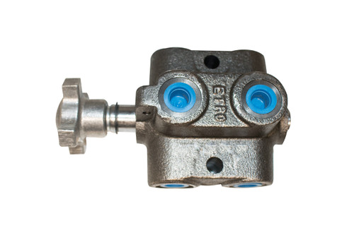 Valve Selector With #6 Sae Ports