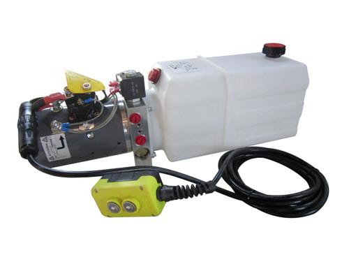 Power Unit, Dbl Actg (Dc4499) 6 Qua
