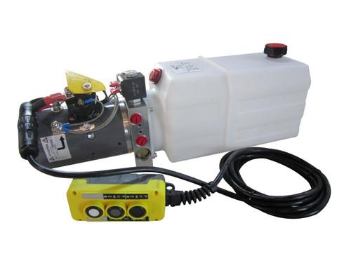 Power Unit, Dbl/Single Actg (Dc4747) 6 Quart