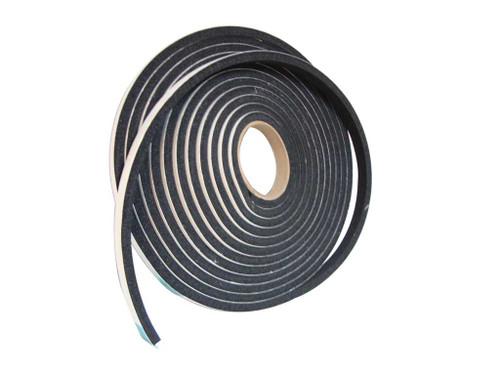 Gasket, D Shape Rubber Toolbox per foot