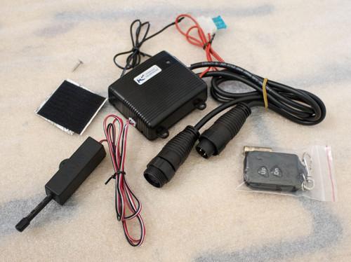 Wireless Remote KTI