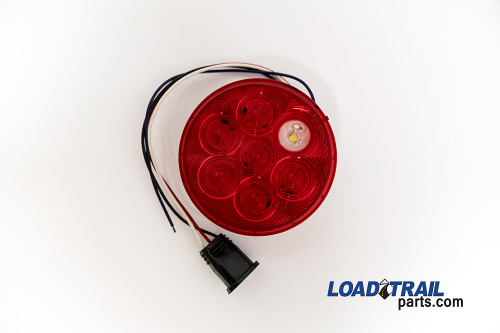 "4"" LED Integrated Back Up Light 