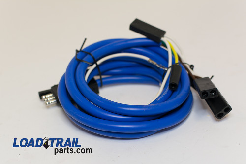 Cold Weather Wire Harness Extension   4-way Plug (090006)