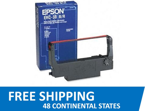 Epson ERC 30/34/38 Printer Ribbons