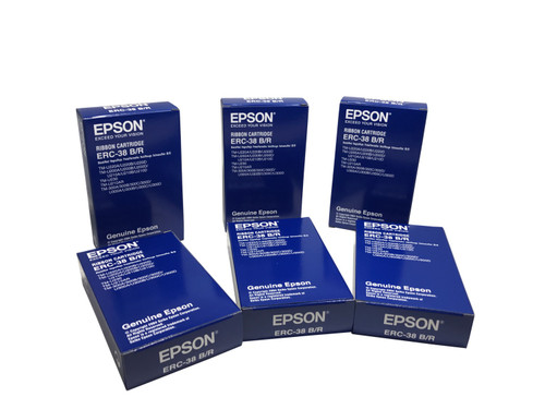 Epson ERC 30/34/38 Printer Ribbons kitchen printer