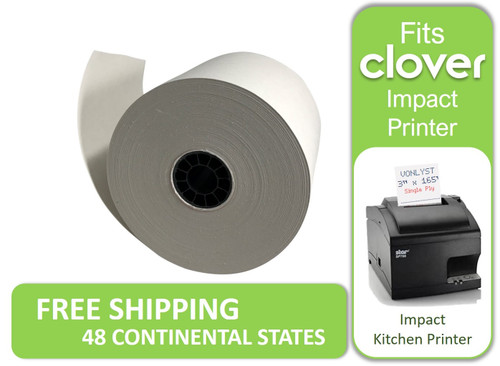 Single Ply Bond Paper Kitchen Printer Star Micronics