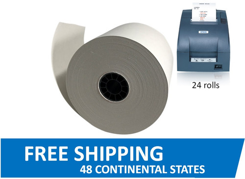 Epson Kitchen Printer Bond Paper Roll
