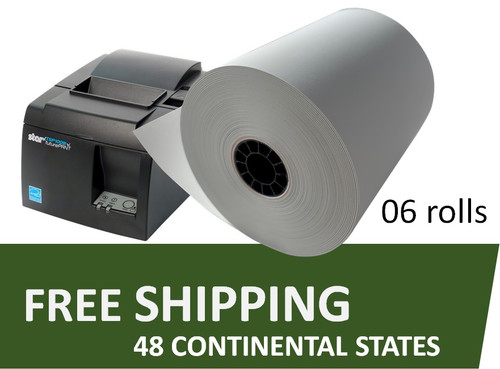 Receipt Paper For Star Thermal Printer