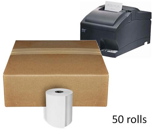 Receipt Paper for Star Impact Kitchen Printer SP700