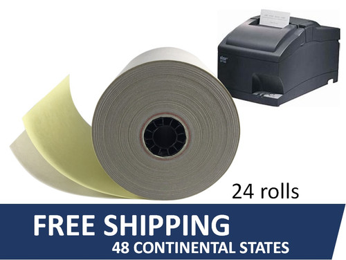 Star Micronics SP700 Kitchen Printer Paper Roll