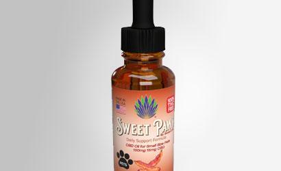 Sweet Life CBD helping pets live better through CBD treatment