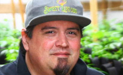 Andre Pilon, COO of Sweet Life CBD