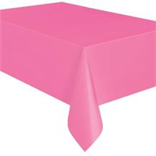 Hot Pink Tablecover