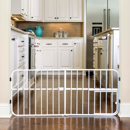 Lil Tuffy Expandable Pet Gate Carlson Pet