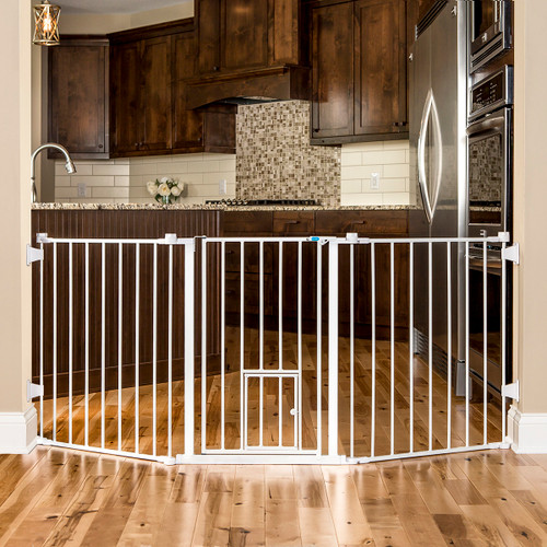 Flexi Pet Gate Carlson Pet