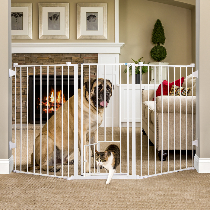 Extra Tall Flexi Pet Gate