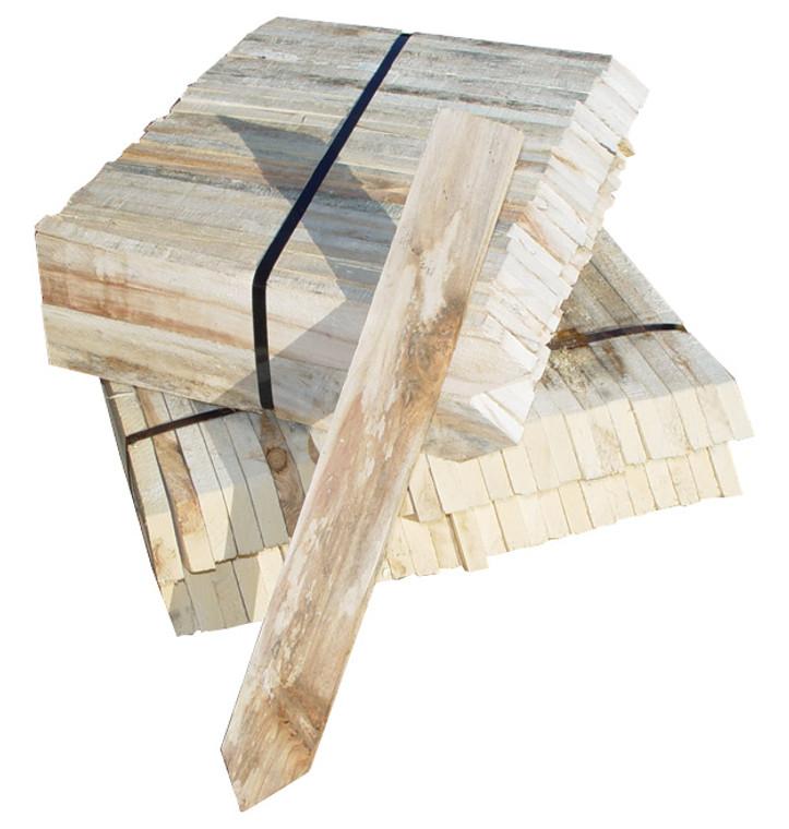 1 x 3 x 24 Wood Stakes 50 Pc. bundle