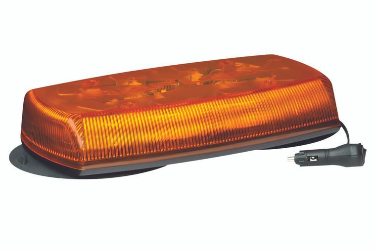ECCO 5585A-VM LED Mini-Bar Amber Light with Vacuum Mount