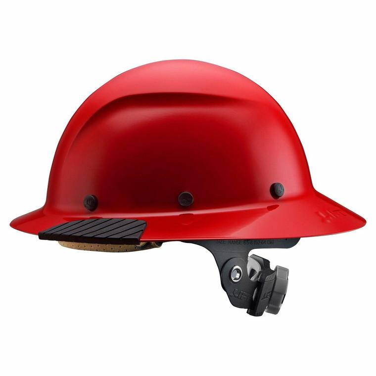 Lift HDF-20RG Dax Full Brim Hard Hat Lift HDF-20RG