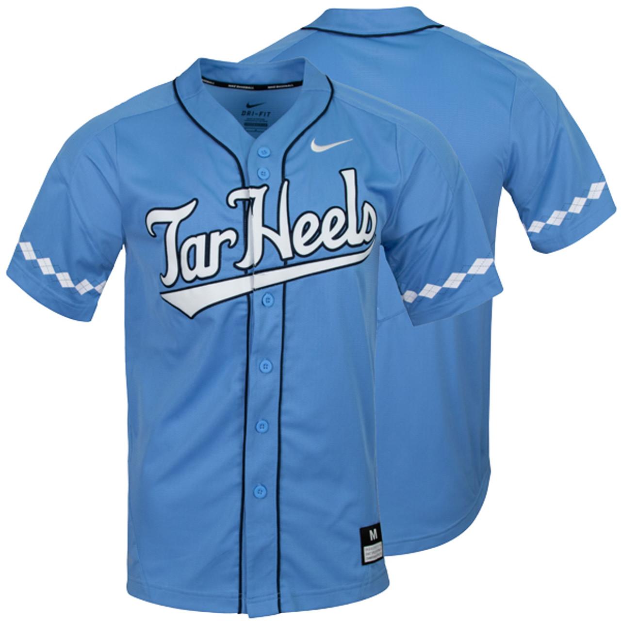 2020 Nike Carolina Baseball Jersey
