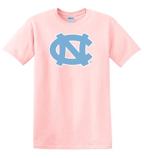 Carolina Big NC Tee Shirt - Pink