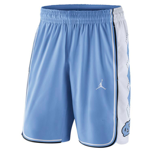 Nike AUTHENTIC Basketball Short - Carolina Blue