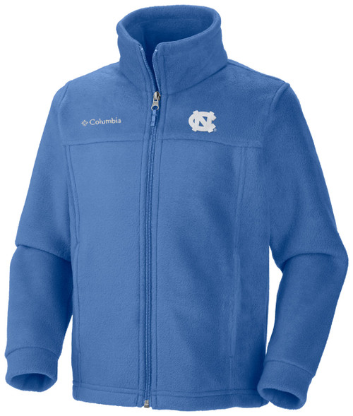 Carolina YOUTH Columbia Flanker Jacket - Carolina Blue
