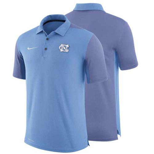 Nike Team Issue Polo - Carolina Blue