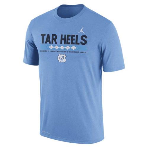 Nike Football Legend Staff Tee - Carolina Blue