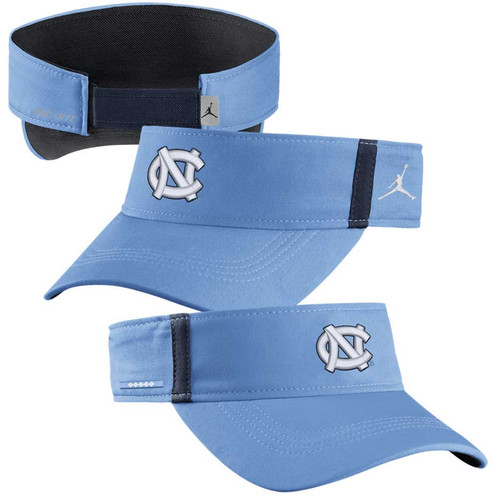 Nike Aerobill Sideline Visor - Carolina Blue