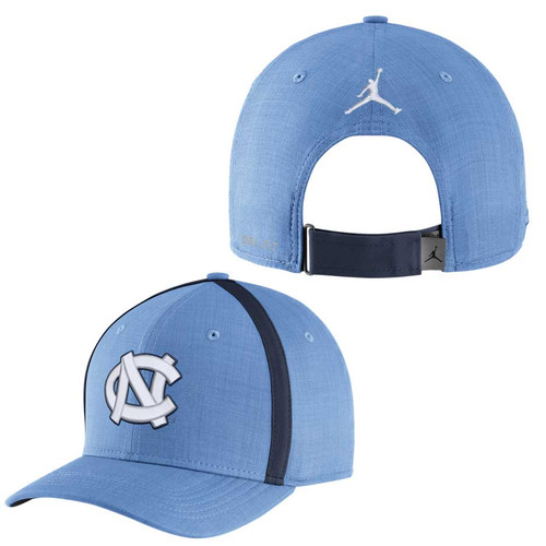Nike Aerobill Sideline Coaches Hat - Carolina Blue