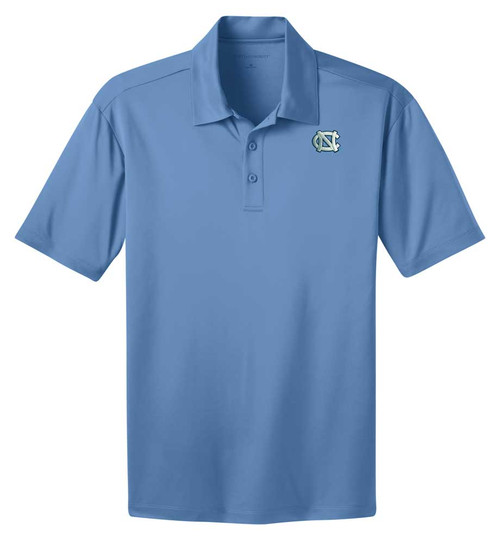 Carolina Performance Polo - Carolina Blue
