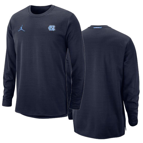 Nike Jordan Modern Long Sleeve Top - Navy