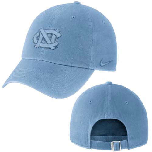 Nike Carolina Heritage 86 Pigment Dye Hat - Carolina Blue