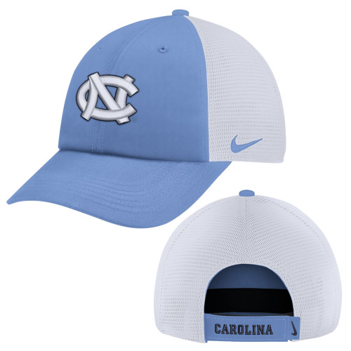 Nike Carolina Heritage 86 Trucker Hat - Carolina Blue