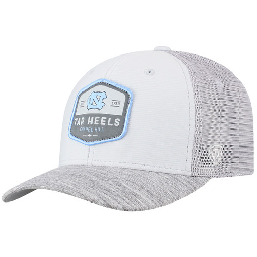 Top of the World Carolina Performance Hat - Hyjak Silver Patch