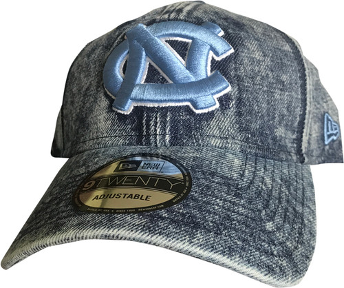 New Era Denim Dipped Hat - NC