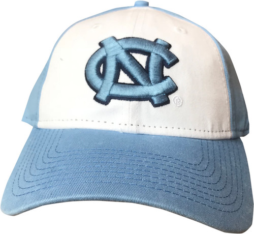 Women's New Era Carolina Blue with White Panel - NC  Hat