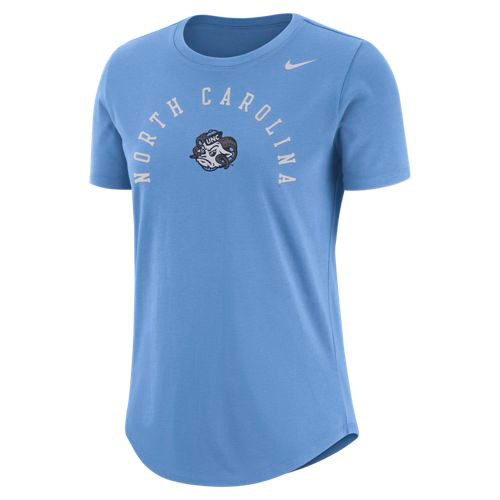 Women's Nike Vault Elevated Cotton Crew - Arch with Ram Face