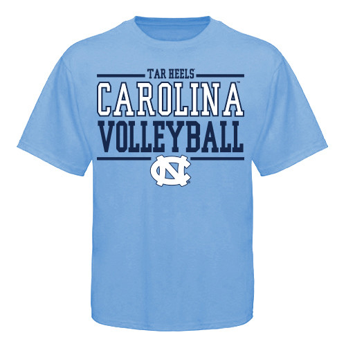 YOUTH Carolina Sport Between the Lines Tee - VOLLEYBALL
