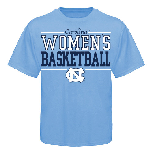 YOUTH Carolina Sport Between the Lines Tee -WOMEN'S BASKETBALL